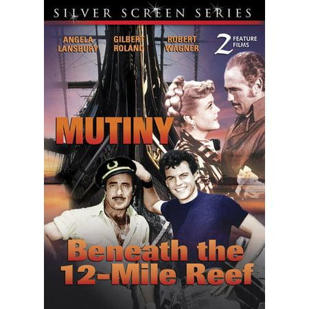 Beneath the 12 Mile Reef / Mutiny (DVD)