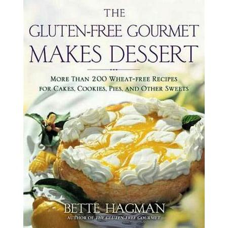 The Gluten-free Gourmet Makes Dessert - eBook