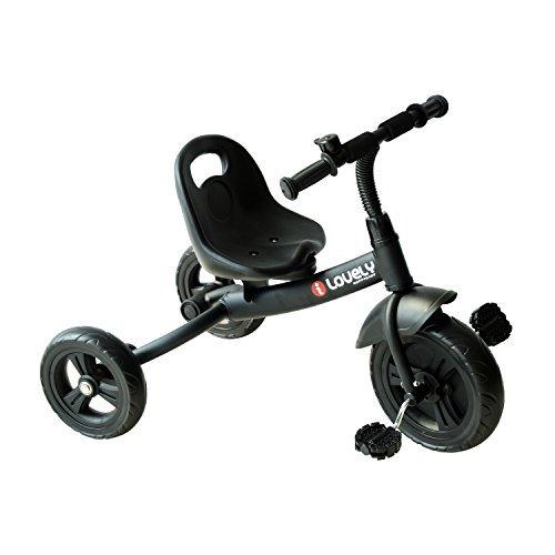 Qaba Easy Ride Toddler Trike - Indoor / Outdoor Activity Tricycle