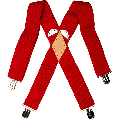 George Men's Casual Suspenders