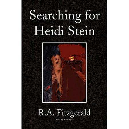 Heidi Satin (Searching for Heidi Stein)
