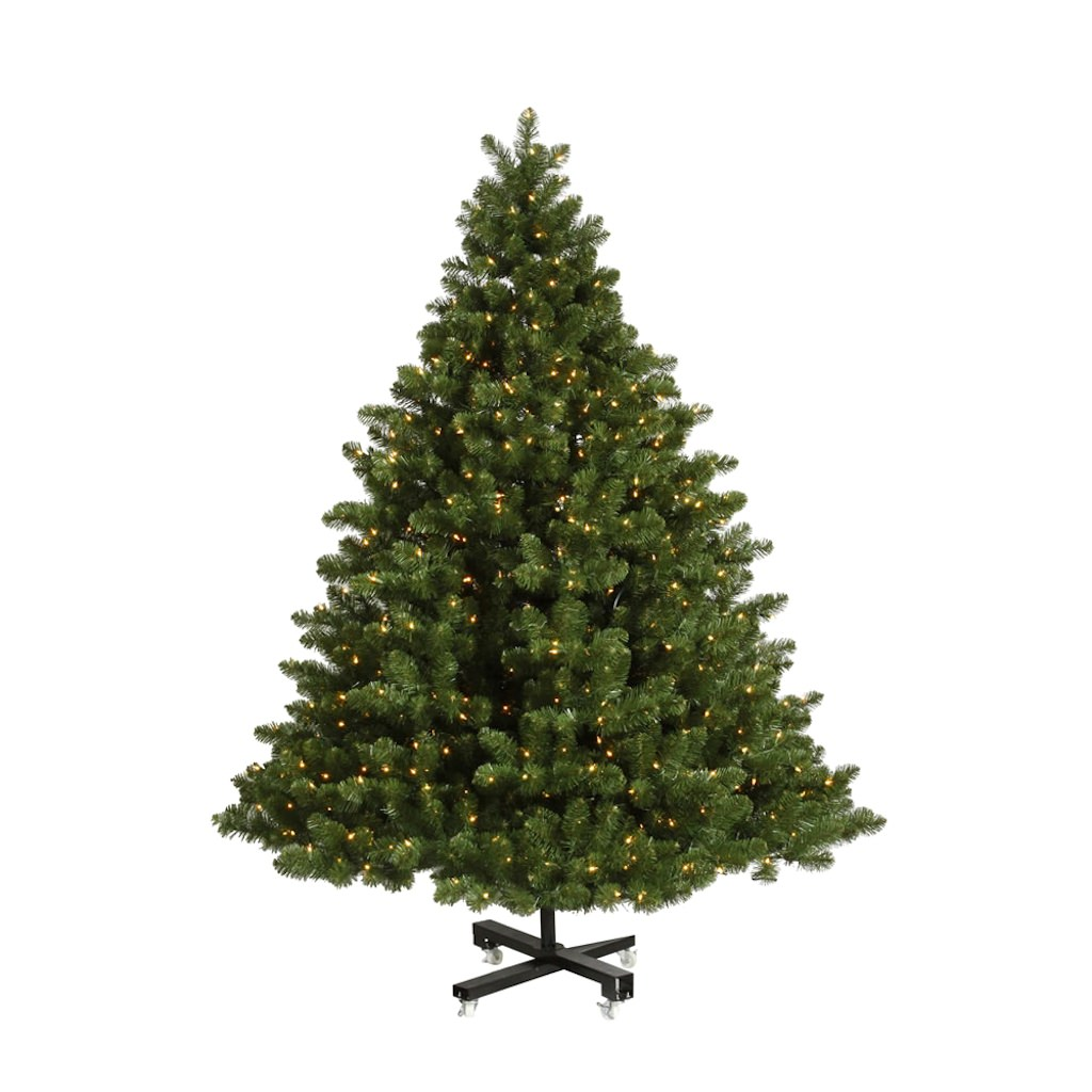 "Vickerman 7.5' x 68"" Grand Teton Tree 1793T 850CL Christmas Tree"