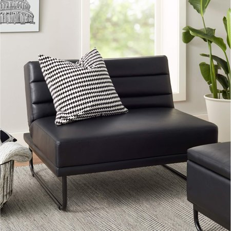 Pleasing Mainstays Loop Lounge Chair Customarchery Wood Chair Design Ideas Customarcherynet