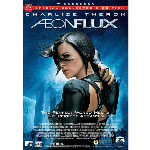 Aeon Flux (Full Frame, Special Collector's Edition) (Widescreen, SPECIALCOLLECTORS)