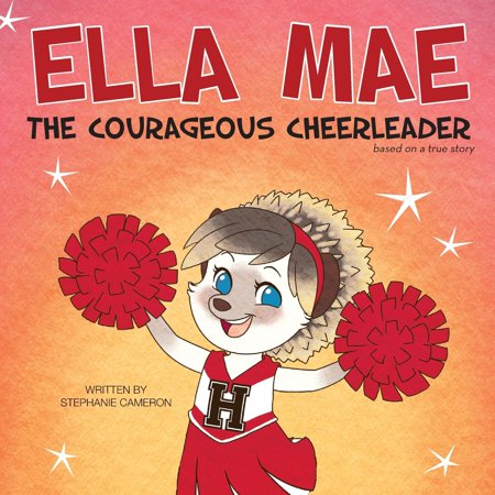Ella Mae : The Courageous Cheerleader - The Spartan Cheerleaders Snl