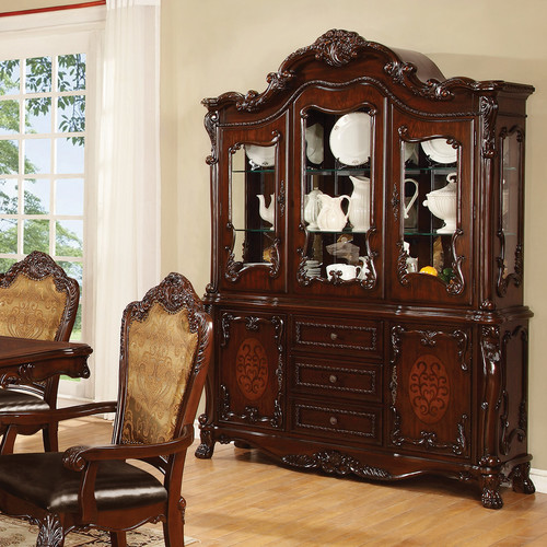 Wildon Home  Benbrook China Cabinet