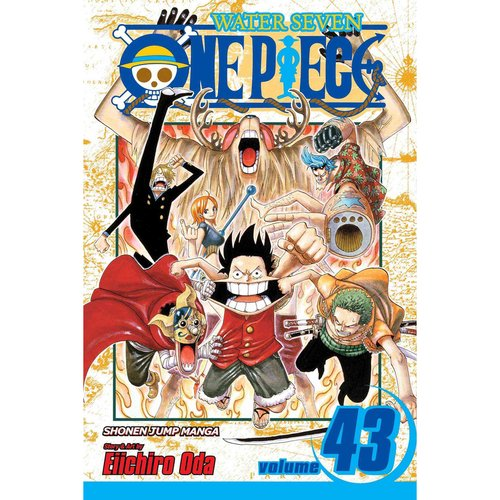 One Piece 43: Legend of a Hero