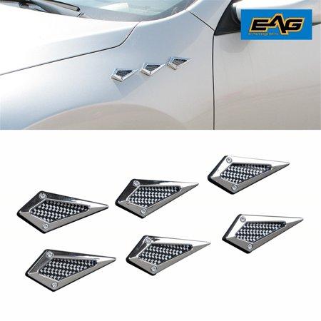 Rear Fender Vent - EAG Fender Vents (61-0206)