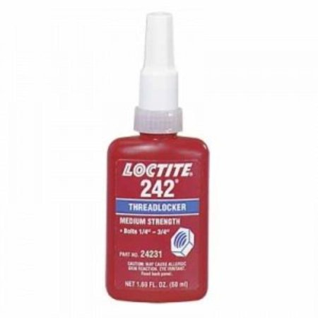 242 Threadlocker Medium Strength Threadlockers By Loctite