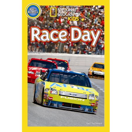 Race Day (Pre-reader) (National Geographic Kids Readers (Pre-reader))