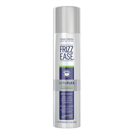John Frieda Frizz Ease KeraFlex Flexible Hold Hairspray, 13