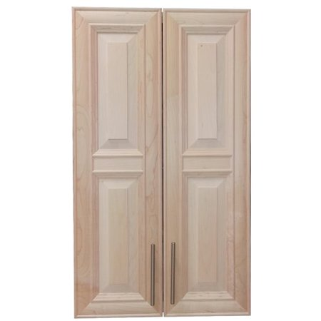 Wg Wood Products Overton 21 X 37 Recessed Medicine Cabinet