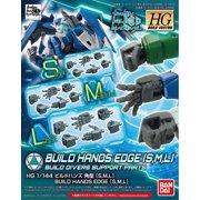 Bandai Divers Gundam Build Hands Edge Small Medium Large HG 1/144 Model Kit