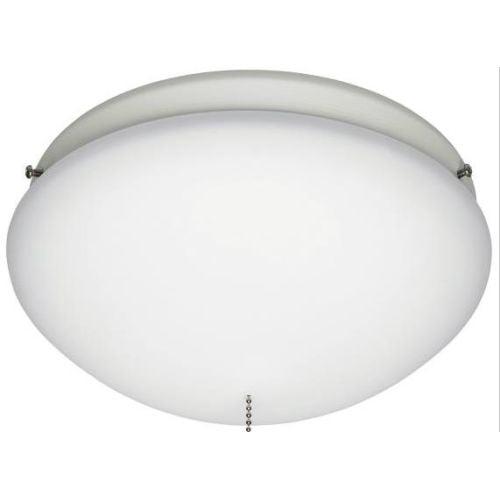 Hunter Fan Company 28388 ETL Outdoor Listed Globe, White by Hunter