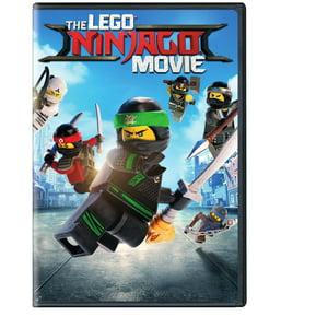 The LEGO Ninjago Movie (2017) (DVD)