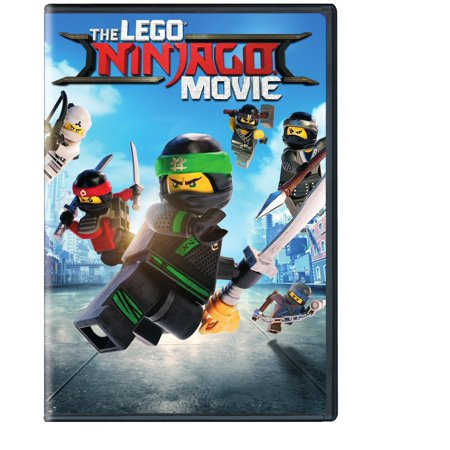 The LEGO Ninjago Movie (2017) (DVD)
