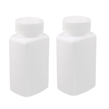 2Pcs 200cc Empty Plastic  Capsule Bottles Products Bottles - image 2 of 2