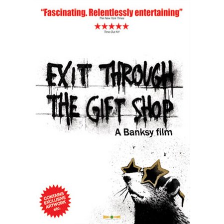 Exit Through the Gift Shop (DVD)