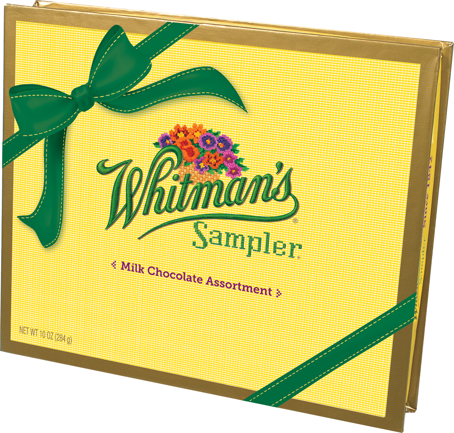 Whitman's All Milk Sampler Box, 10oz