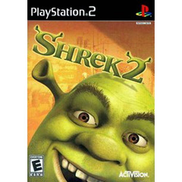 Shrek 2 Ps2 Playstation 2 Refurbished Walmart Com Walmart Com