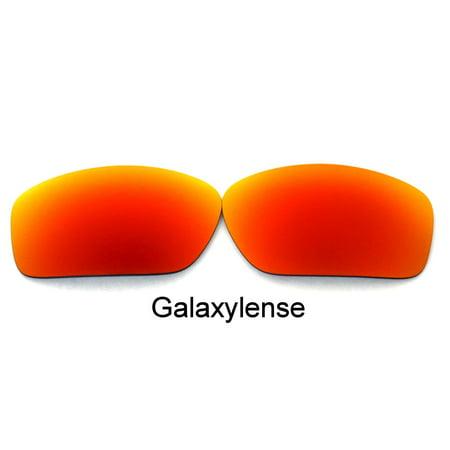 Galaxy Replacement Lenses For-Oakley Costa Del Mar Caballito Red Polarized (Caballito Del Mar)