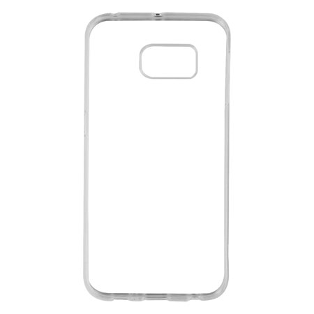 Insignia Soft Shell Protective Gel Case Cover for Samsung Galaxy S6 Edge -