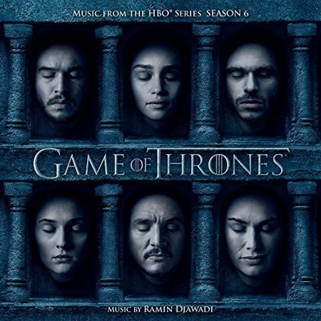 Game of Thrones: Season 6 (Music From the HBO Series) (CD)](Game Halloween Music)