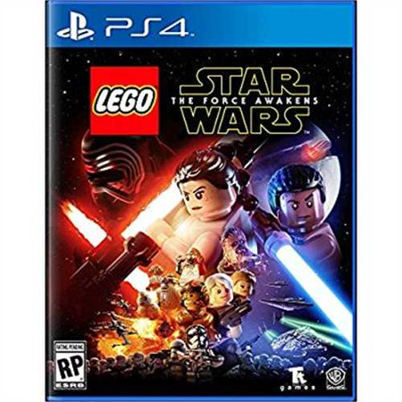Refurbished Lego Star Wars Force Awakens  Ps4    Video Game