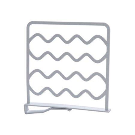 Closet Shelf Dividers Wardrobe Partition Shelves Divider Clothes Wire Shelving ()