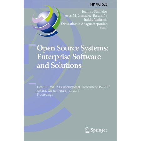 Open Source Systems: Enterprise Software and Solutions - (Best Open Source Backup Solution)
