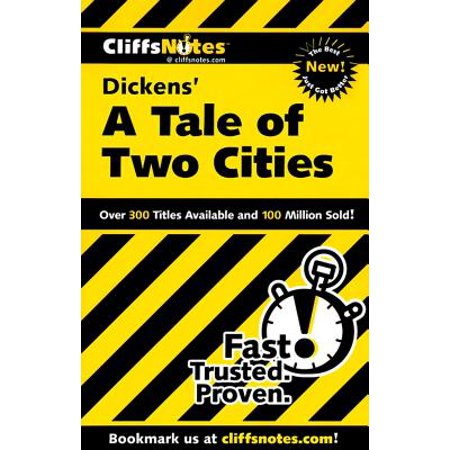 CliffsNotes on Dickens' A Tale of Two Cities -
