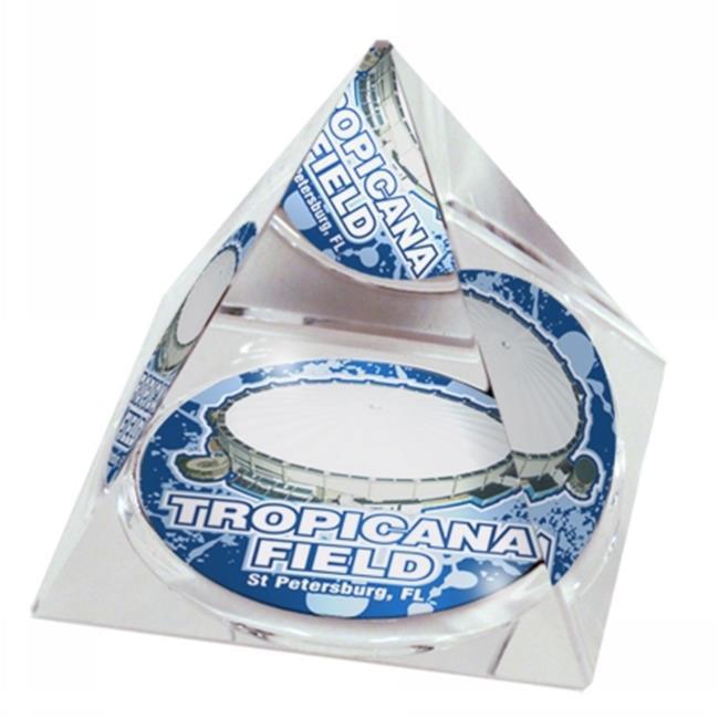 Paragon Innovations Company TropicanaPYRSTADIUM MLB Tropicana Field Crystal Pyramid