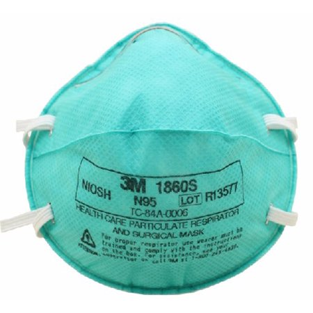 Particulate Respirator Health Care 3m Surgical And 1860s Mask 20 Of Box Small Blue