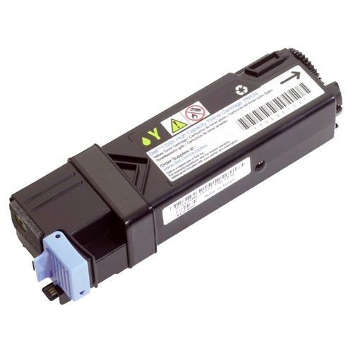 Dell FM066 Original Toner Cartridge - Laser - 2500 Pages - Yellow - 1 Pack