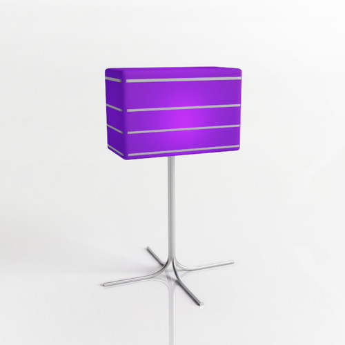 Contempo Lights Inc Luminart Bellagio Color Changing 41 Table Lamp