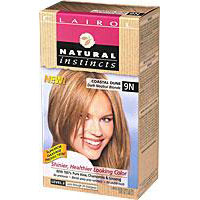 Natural Instincts By Clairol, Haircolor, Coastal Dune (Dark Neutral Blonde) #9N - 1 Ea