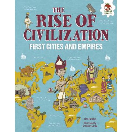 The Rise of Civilization : First Cities and