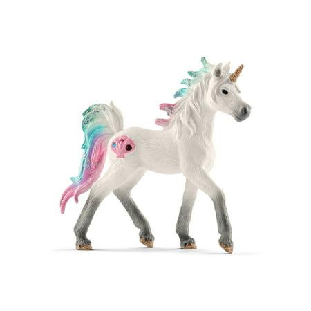 Schleich Bayala, Sea Unicorn Foal Toy Figurine