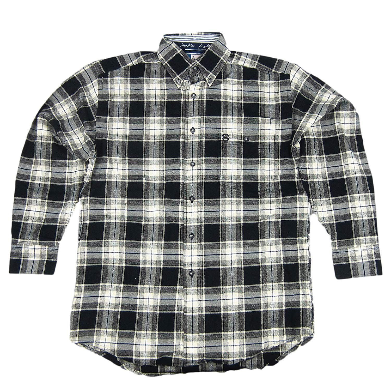 Mens Wrangler George Strait Collection Long Sleeve Shirt Cowboy Cut Large