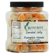 Sanded Jelly Pumpkins - 1.5 Lb Tub