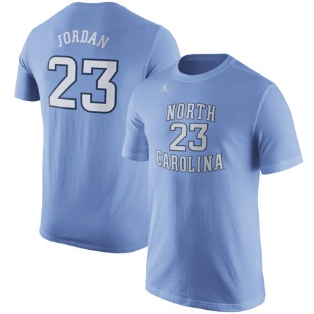 Michael Jordan North Carolina Tar Heels Nike Future Star Basketball Replica T-Shirt - Carolina Blue - Michael Jordan North Carolina Jersey