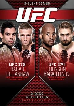 UFC 173 & 174 (DVD) by UFC/Anchor Bay Entertainment
