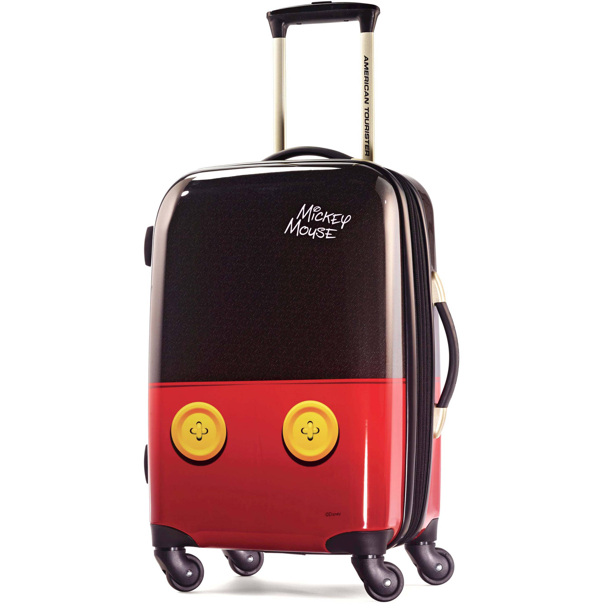 Disney Mickey Mouse Travel Roller Suitcase