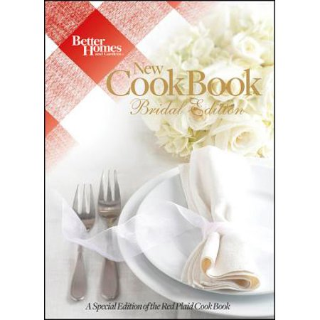 Better Homes and Gardens New Cook Book, 15th Edition (Bridal Book)