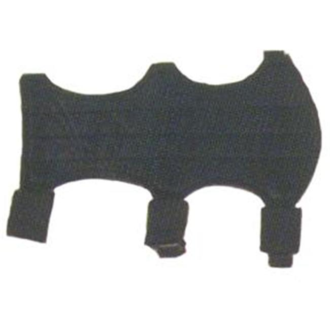 Wyandotte Leather 8348 Wyandotte Armguard Black