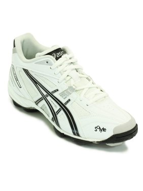 67c94fa329f3da Product Image Asics Men s  Gel V  White Mid-cut Field Shoes
