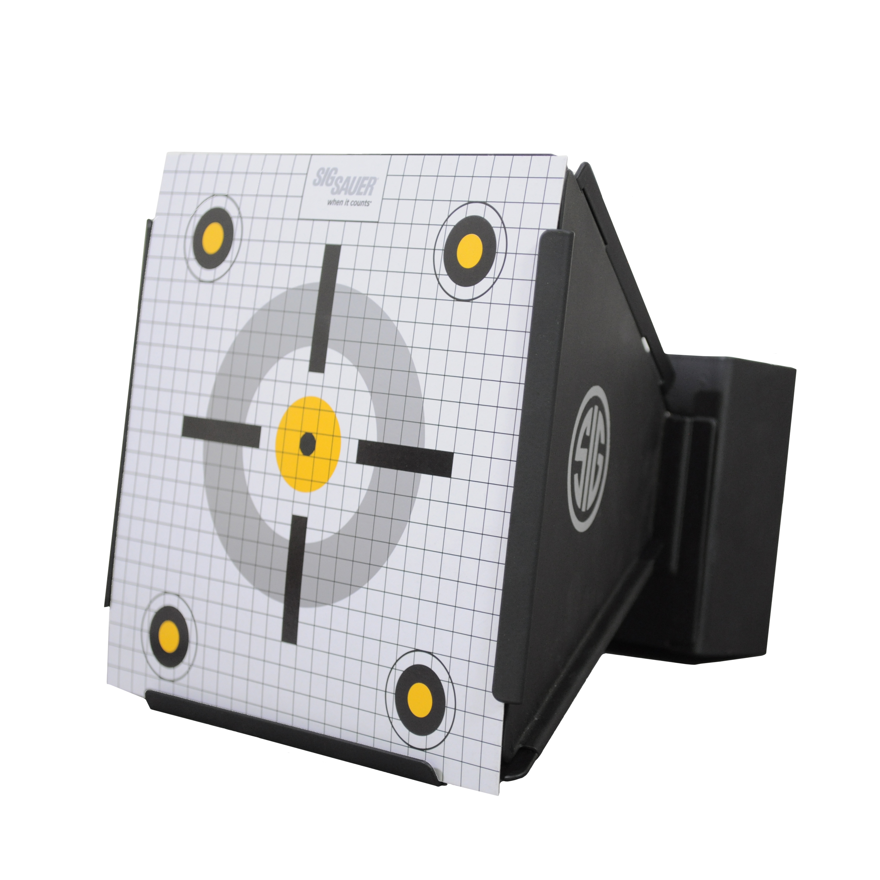 Sig Sauer Air Gun Targets Pellet Trap with 15 Paper Targets