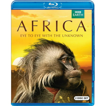 Image of Africa (Blu-ray)