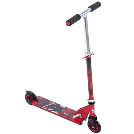 STAR WARS Episode VIII Boys' Inline Folding Scooter, by Huffy