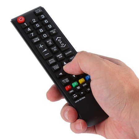 Yosoo Universal Remote Control Controller Replacement for Samsung HDTV LED Smart TV - image 1 of 7
